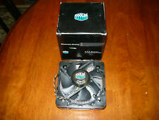 Lot of 4 Cooler Master LGA 775 CPU Coolers Heatsinks E3W-N95LS-06 New Open Box