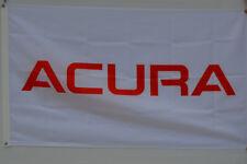 ACURA Racing Flag Banner 3x5Feet US Seller