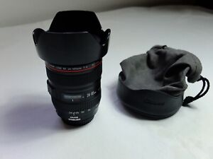 Canon EF 24-105 mm F/4.0 IS L USM Objektiv