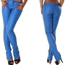 Pantaloni da donna blu taglia S dalla Cina