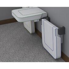Boat Seat Bracket pr, Stainless Folding Marine Bracket Only, 92 Deg Fold Away