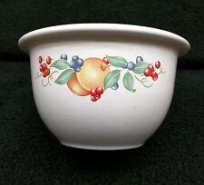 Corning Corelle Coordinates ABUNDANCE 1 Qt 946 Ml Mixing Bowl Stoneware