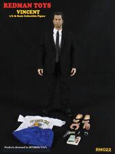 REDMAN TOYS RM022 1/6 Scale Pulp Fiction VINCENT Action Figure Model