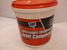 DAP 10114 Wallboard Joint Compound 1gal Pail White (D18)