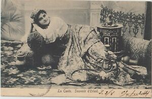 1907 GREECE CRETE KRITI LA CANEA CHANIA SOUVENIR D'ORIENT