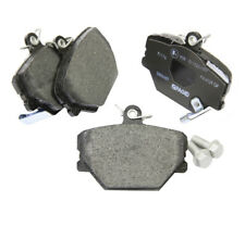 Smart Cabrio City Fortwo Pagid Front Brake Pads Set Bosch System Low-Metallic