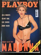 Madonna Playboy Germany 1994  Madame X