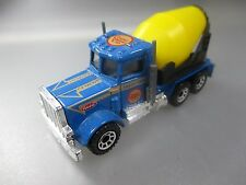 Matchbox: Peterbilt Cement Company Truck, 1:80 Scale,Made in Thailand (SSK65)