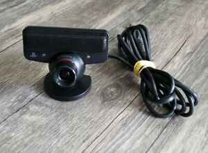 PlayStation 3 Move Eye Camera PS3 Curved Lens Sony SLEH00448 Wired USB