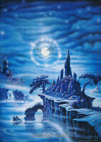 POSTER:FANTASY: FARTHEST SHORE by ANDREW FORREST - FREE SHIPPING #SM0011  RW10 B