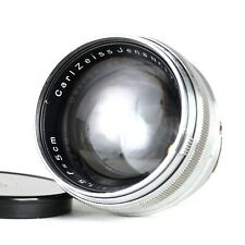 :Carl Zeiss Jena Sonnar 5cm 50mm f1.5 Uncoated Pre-War Contax RF Lens [MINT-]