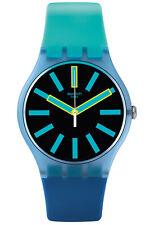 SWATCH Armbanduhr Flashwheel SUOS105