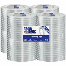 """Tape Logic 1400 Strapping Tape 3/8"""" x 60 yds Clear 96/Case"""