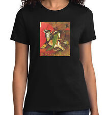 Garden of Earthly Delights, Creature Playing Harp, Hieronymus Bosch T-Shirt, NWT