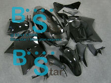 Black Glossy Honda CBR1100XX CBR 1100 XX 1997-2003 Blackbird Fairing 13 D2