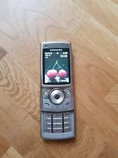Samsung SGH G600 - Silver (Unlocked) Cellular Phone
