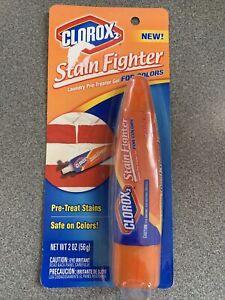 Clorox 2 Stain Fighter Remover Precision Pen for Colored Clothes 2 oz