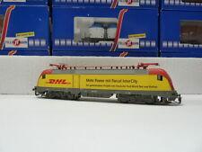 "TT-E-Lok BR 182 d. DBAG m. DHL-Werbung, v. Piko 47413 ""Rarität"" (Neu & OVP)+"