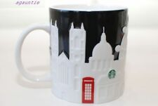 Brand New Starbucks Relief (England City) LONDON 16oz. MUG Cup From US Seller