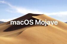 "500GB HARD DRIVE w/ MAC OS Mojave 10.14 2.5"" HD for APPLE MACBOOK PRO, MAC MINI"