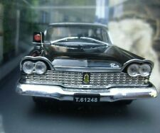 1:43 Plymouth Savoy Taxi die cast model IXO James Bond Car Collection 123