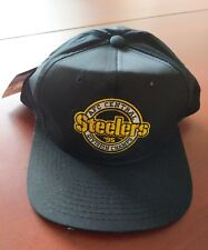 New Snapback Starter 1995 PITTSBURGH STEELERS AFC Central Champs Hat Cap