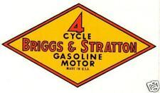 Briggs & Stratton Vinyl Sticker (A087)