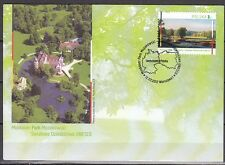 POLAND 2012 FDC SC#   Muskauer Park