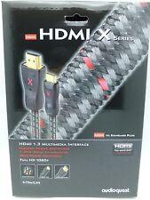 Audioquest Mini HDMI X  Mini HDMI to HDMI 0.75 meter Mini HDMI to standard HDMI