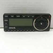 Sirius Radio Starmate 5 Receiver Only Active Subscription No Sports Howard Stern