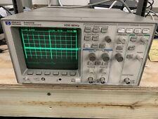 Hp 54600b 100 Mhz Oscilloscope