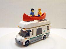 Lego 60057 Camper Van - 2014 - 100% Build Complete