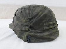 WSS Platane Helmbezug Stahlhelm / helmet cover plane tree original fabric (4183)