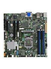 Supermicro X11SSZ-F Motherboard microATX C236 vPro AMT Embedded