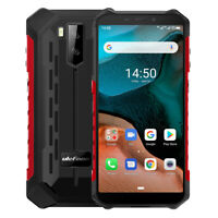 Unlocked Rugged Smartphone 4G Android 10 Octa Core 32GB Waterproof Cell Phone