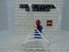 Lego Minifig: Spider-Man - Black Web Pattern - sh038