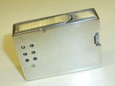 VINTAGE alluminio blocco semi-automatic Lighter-Briquet-ww2 - 1939-45 - NICE