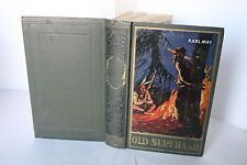 Karl May Verlag Bamberg Schnörkel - Band 14 Old Surehand I