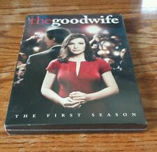 The Good Wife: The First Season (DVD) 1 1st Julianna Margulies political tv NEW
