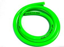 "3' LENGTH OF 1/4"" ID X 3/8"" OD FUEL LINE GREEN MINI BIKE GO KART MOWER DRIFTER"