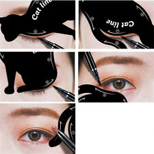 2 Mode Sexy Cat Liner Eyeliner Easy Eye Stamp Makeup Tool Two Type Cats Stencil
