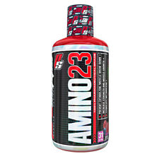 Pro Supps Amino 23 Liquid Aminos Fuel BCAA EAA 32 fl oz (946 ml) BERRY - SALE