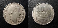 Algérie - occupation française - 100 francs 1950