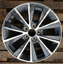 """Genuine 16""""  Peugeot 308 diamond cutted alloy wheel spare replacement 9677989677"""