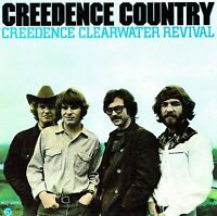 (CD) Creedence Clearwater Revival - Creedence Country - Lookin' Out My Back Door