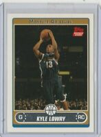 2006 topps #226 kyle lowry basketball Rookie card super hot $$$$