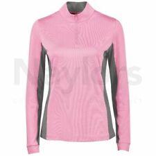 Womens Dublin Airflow CDT Long Sleeve Fuschia Tech Top RRP £24.99