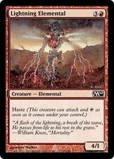 MTG Magic M10 FOIL - Lightning Elemental/Élémental d'éclair, English/VO