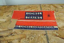Lionel 2454 Pennsylvania Boxcar Box Only