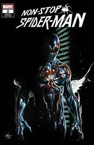 NON-STOP SPIDER-MAN #2 UNKNOWN COMICS GABRIELE DELL'OTTO EXCLUSIVE VAR (04/14/20